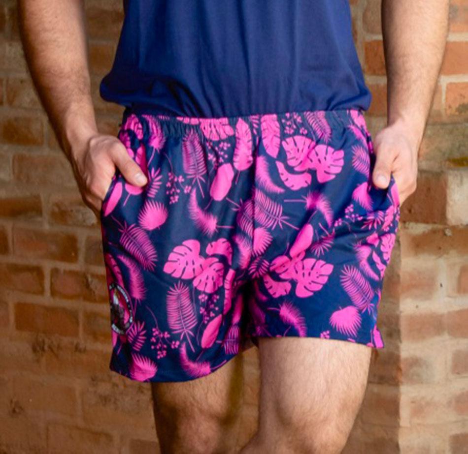 2ef111821 Shorts Praia - Brave Uniformes